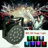 LAMPU SOROT PANGGUNG PAR18 LED HARGA BERSAHABAT /DS011010