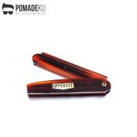 Jual Uppercut Deluxe Flip Comb (Sisir Lipat) Murah