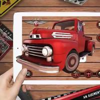 Jual Cars 4D | Kartu Edukasi Mobil 4 Dimensi Murah