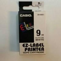 Label Printer Casio 9 mm - Refill EZ Label Tape