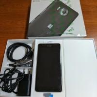 Jual Microsoft Lumia 950 White + Universal Foldable Keyboard + Display Doc Murah