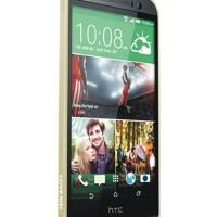 Bumper Love Mei Crossline Metal Kuat Hard Case Cover Casing HTC One M8
