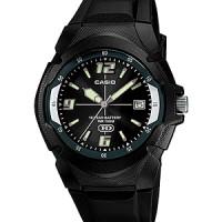 jam tangan casio MW-600F-1AV original