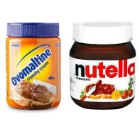 PROMO!!! OVOMALTINE CRUNCHY SPREAD + NUTELLA SPREAD