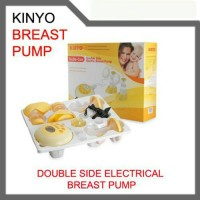 Pompa Asi Elektrik Dual Pompa Kinyo Breast Pump Double Side Dual Pump