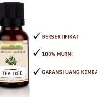 Tea Tree Essential Oil Impor Australia | Seiras Young Living 10 ml