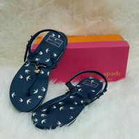 Sandal Jepit Kate Spade Backstrap Swallow Original