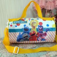 Tas souvenir ulang tahun anak unik SLING TUBE BAG goodie bag