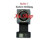 Kamera Belakang Xiaomi Redmi 2 / 2S / Prime (Original & New)