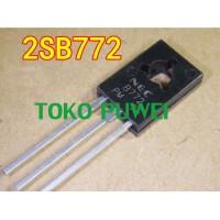 2SB772 B772 3A 40V TRIODE PNP Power Transistor BD13