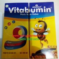 Jual vitabumin madu anak sehat jamin asli original vitabumin aksamala Murah