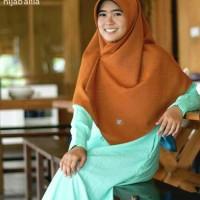 gamis hari melon hijab alila