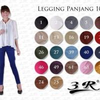 LEGGING 103 PANJANG 3R SIZE XXXL-XXXXL untuk wanita tinggi