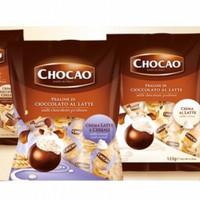 Vergani Chocao Praline Chocolate Latte Caramello Permen Coklat Karamel