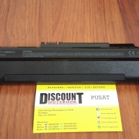 BATTERY ACER Aspire One A110, A150, D150, D250, P531h, ZG5 (black)