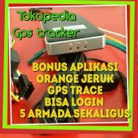 GPS TRACKER GT06N server orange
