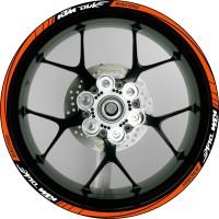 Decal Rim Stiker Velg KTM DUKE Series