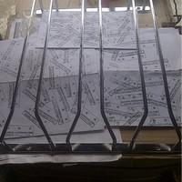 harga Rak Gelas Gantung 3 Baris Jalur Finishing Chrome Three Rail Glass Hold Tokopedia.com