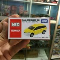 Tomica Toyota Wish Taiwan Taxi