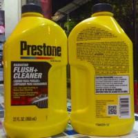 PRESTONE RADIATOR FLUSH + CLEANER- 2in1 Light Flushing and HEAVY DUTY