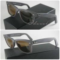 Harga kacamata termurah way farer rb outdoor vintage cokelat | Pembandingharga.com