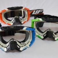 Aksesoris Motor Trail Goggle Kacamata Cross Mixage UFO Plast