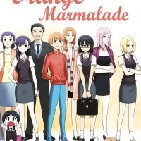 Orange Marmalade 16 (undian tiket ke Korea) - tamat