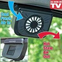 harga Auto Cool / Auto Fan Kipas Otomatis Tenaga Surya Untuk Mobil Tokopedia.com
