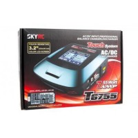 SKYRC T6755 AC/DC Touch Screen Balance Charger