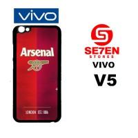 Casing HP VIVO V5 arsenal 4 Custom Hardcase Cover