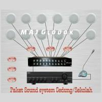 Paket Sound system Toa 1 (Gedung/sekolah)