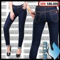 Jual Celana Jeans wanita jins denim formal jengki levis katun lifestyle Murah