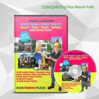 Paket Desain & Bisnis Property Terlengkap Gambar + Panduan + Aplikasi