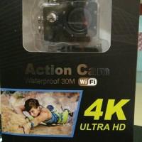 CAMERA SPORT ACTION 4K ULTRA HD - Like Go Pro / Waterproof