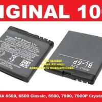 BATTERY NOKIA 6500 Classic 6500 7900 7900 BL6P 830mAh original 100075