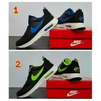 harga Sepatu Pria Sneakers Nike Airmax Thea Made In Vietnam Asli Import Tokopedia.com