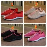 harga Sepatu Wanita Sneakers Adidas Slip On Made In Vietnam Asli Import Tokopedia.com