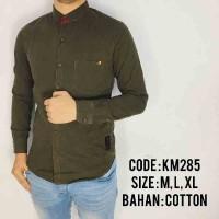 Harga pakaian busana pria baju kemeja panjang kerja   Hargalu.com