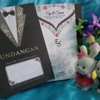 Jual Undangan Pernikahan lucu unik unik series dan elegant Murah