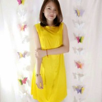 harga Home Comfy Lingery Dress - Yellow / Kuning Tokopedia.com