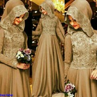 Hijab glamour-fashion muslim-gamis modern-style hijab-gliter-SG