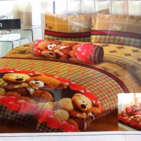 Sprei Lady Rose 180 180x200 Bear