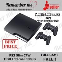 PS3 SLIM CFW 500GB Sony Playstation 3