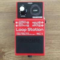 Efek Gitar Boss Loop Station RC 1 / RC1 / RC-1
