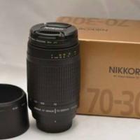 Jual Lensa Nikon 70-300 / Lensa Tele / Lensa Nikon Murah