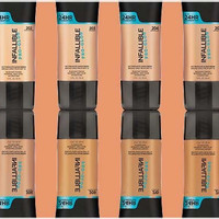 LOREAL INFALLIBLE PRO-GLOW FOUNDATION NATURAL BEIGE