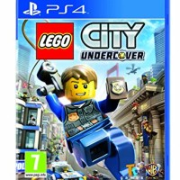 PS4 Game / Playstation 4 Lego City Undercover