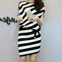 Jual Dress Wanita Korea / Dress Mini / Dress Murah / Grosir Baju Murah Murah