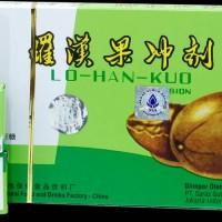 LO HAN KUO INFUSION- teh panas dalam