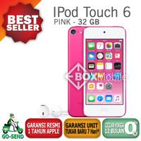 Jual Ipod Touch 6 32Gb Pink Garansi Resmi Apple Murah